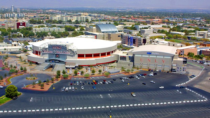 Thomas & Mack Center - UNLV Basketball - ESPN