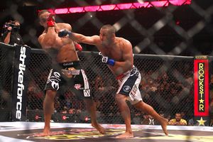 Rafael Feijao and Dan Henderson