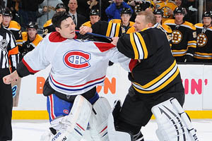 Bruins V. Canadiens