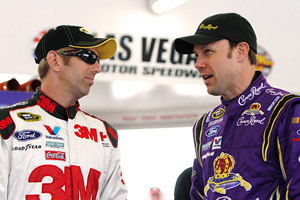 Greg Biffle & Matt Kenseth
