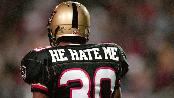Did someone say XFL?