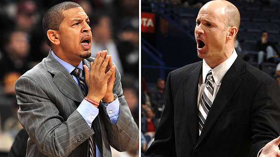Jeff Capel/Andy Kennedy