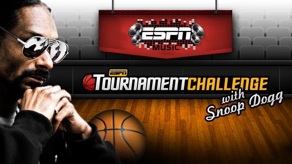 Snoop Dogg Tournament Challenge