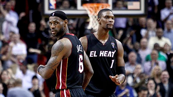 James and Bosh