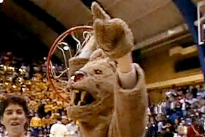 Pitt Panthers mascot
