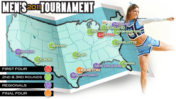 2011 Tournament Travel Guide