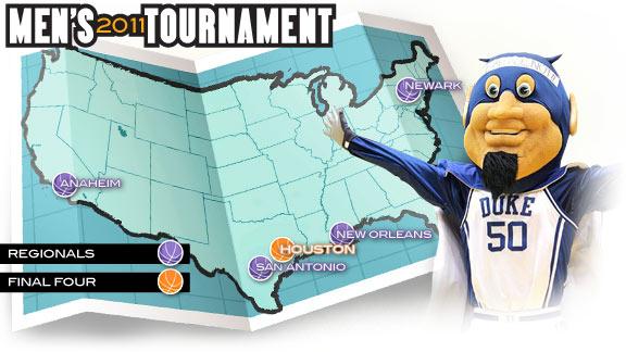 2011 Tournament Travel Guide