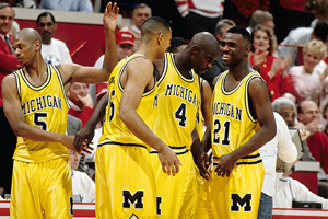 Ray Jackson and Michigan Wolverines