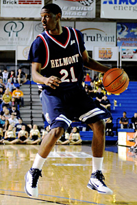 Belmont's Ian Clark