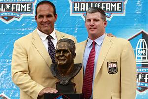 Bruce Matthews and Mike Munchak.