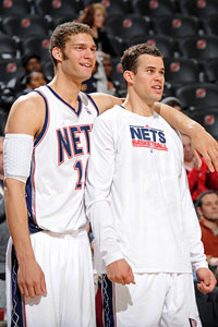 Brook Lopez & Kris Humphries