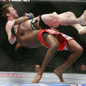 Jon Jones, Stephan Bonnar