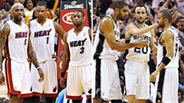 2013 NBA Finals: San Antonio Spurs vs. Miami Heat Game 2 previe…