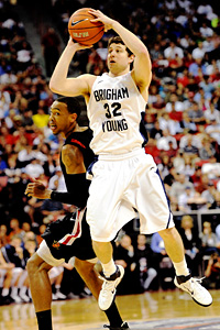 BYU's Jimmer Fredette