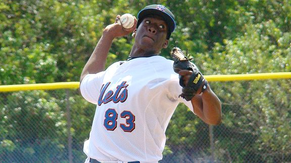 MMO Exclusive Interview With Mets Prospect, RHP Akeel Morris