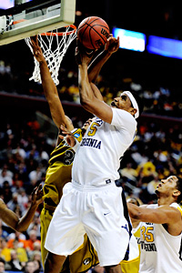 West Virginia's Kevin Jones