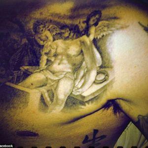 Beckham Tattoo
