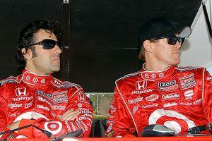 Dario Franchitti and Scott Dixon