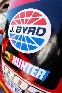 Jeff Byrd decal