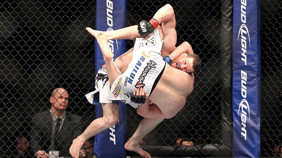 Nate Marquardt vs Dan Miller