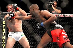 Shogun Rua and Jon Jones