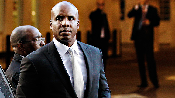 barry bonds head growth. Barry Bonds found guilty of