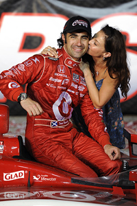 Dario Franchitti & Ashley Judd