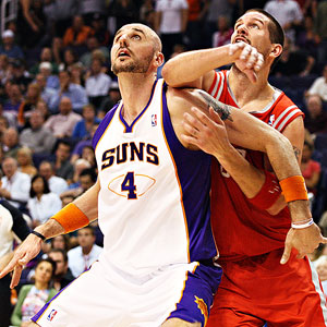 us presswire gortat wasted no time becoming the suns best rebounder