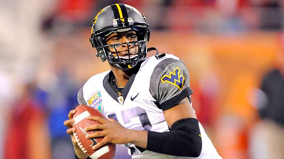 New offensive coordinator Dana Holgorsen could have Geno Smith in the thick of the Heisman race.
