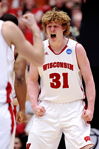 Wisconsin's Mike Bruesewitz