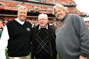 Buddy, Rex & Rob Ryan
