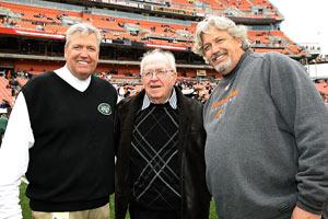Buddy, Rex & Rob Ryan