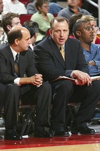 Jeff Van Gundy and Tom Thibodeau
