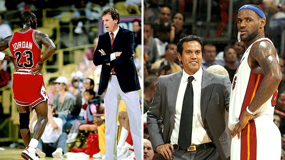 Collins and Spoelstra