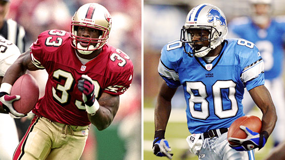 Lawrence Phillips & Charles Rogers