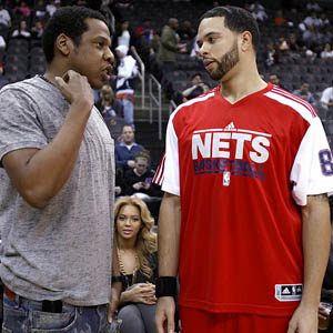 JayZ & Deron Williams