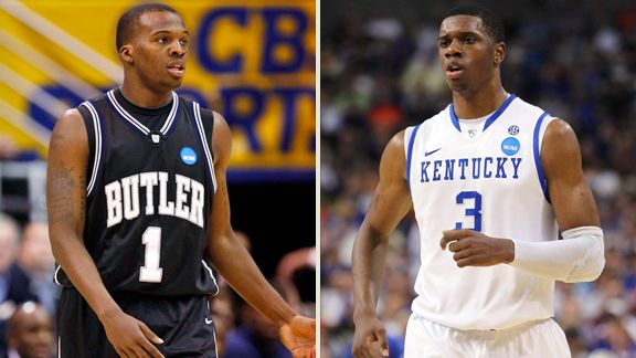 Shelvin Mack, Terrence Jones