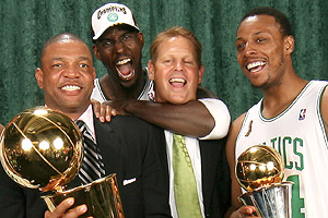 Danny Ainge/Paul Pierce