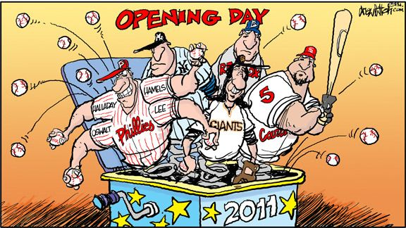 Litton Opening Day