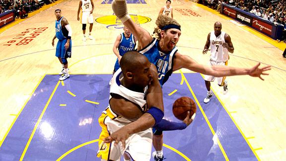 Kobe Bryant & Dirk Nowitzki