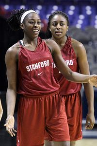 Chiney and Nnemkadi Ogwumike