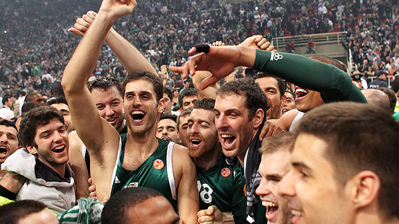 Panathinaikos Athens