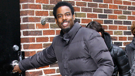 Chris Rock, a Mets fan, unloaded on his favorite baseball club while a guest ...