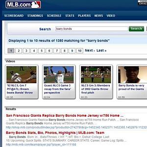 MLB Page