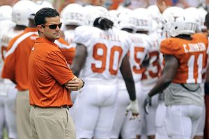 ncf a diaz01 300 Maisel: Young coordinators key to UT design