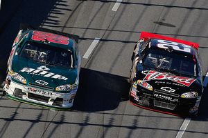Dale Earnhardt Jr, Kevin Harvick