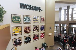 WCHA Jerseys
