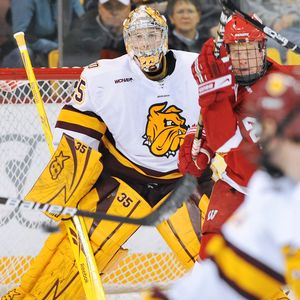 UMD Bulldogs Look For Home-state Advantage In Frozen Four
