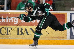 There's No Denying It's The Fighting Sioux's To Lose