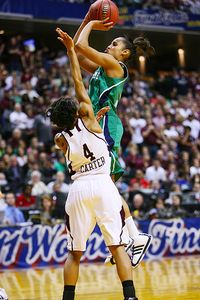 Sydney Carter, Skylar Diggins